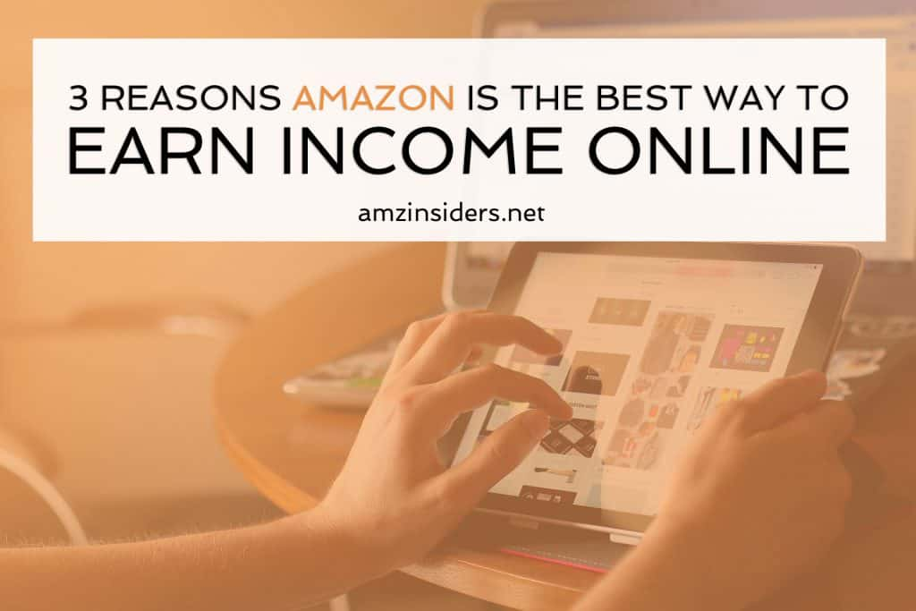 How to earn passive income online with Amazon