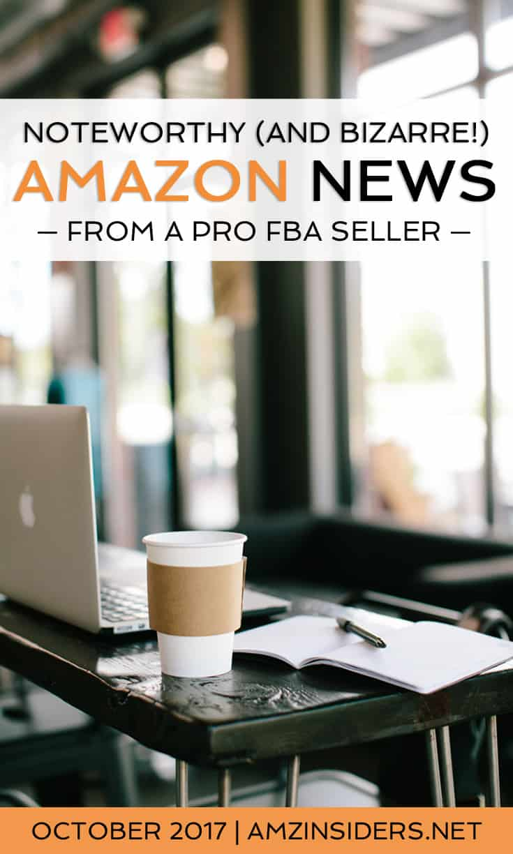 Amazon.com news and resources | How to sell on Amazon | information about becoming an Amazon seller | Amazon FBA seller tips // AMZ Insiders