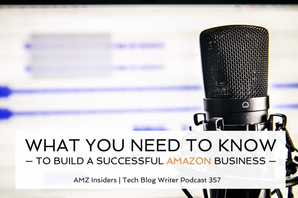 Wondering how to build an Amazon business and feel like it's all a mystery? In this Tech Blog Writer podcast episode, I discuss our journey to $60 million in sales on Amazon, common mistakes new sellers make, and how to set realistic expectations when you're starting out.