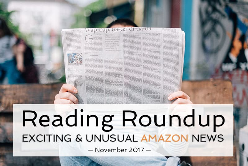 What's New in Amazon Business: Reading Roundup November 2017