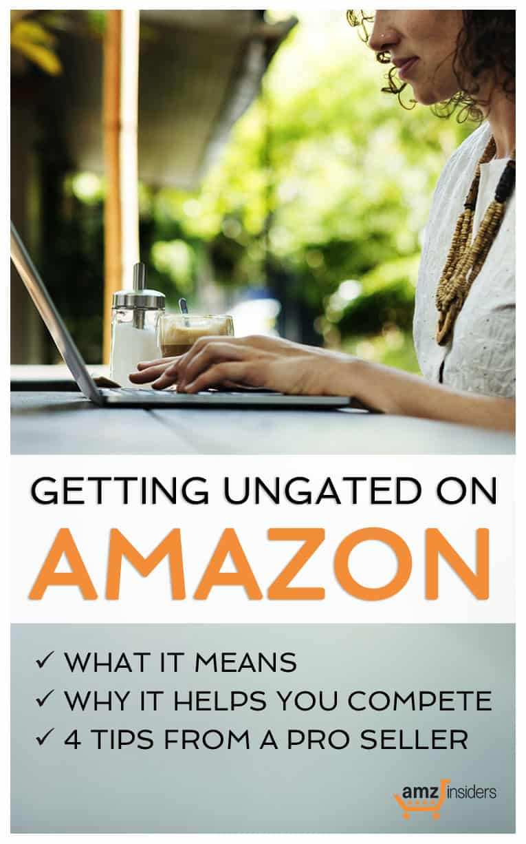 How to get ungated in a category on Amazon | How to sell on Amazon | information about becoming an Amazon seller | Amazon FBA seller tips | how to sell stuff on Amazon #amazonfba #amazonseller #sidehustlesuccess // AMZ Insiders